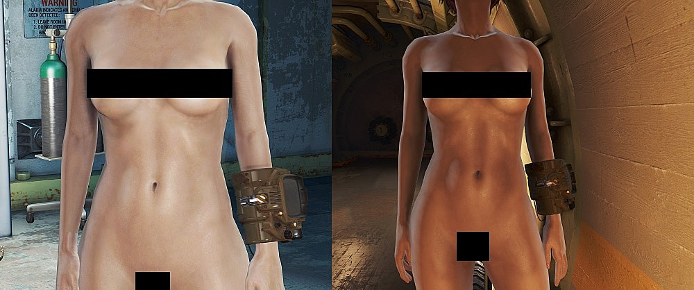 The Best Nsfw Nude Fallout 4 Mods And Where To Find Them -4032