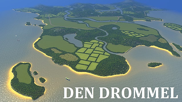 Top 13 Custom Maps to play on Cities: Skylines while