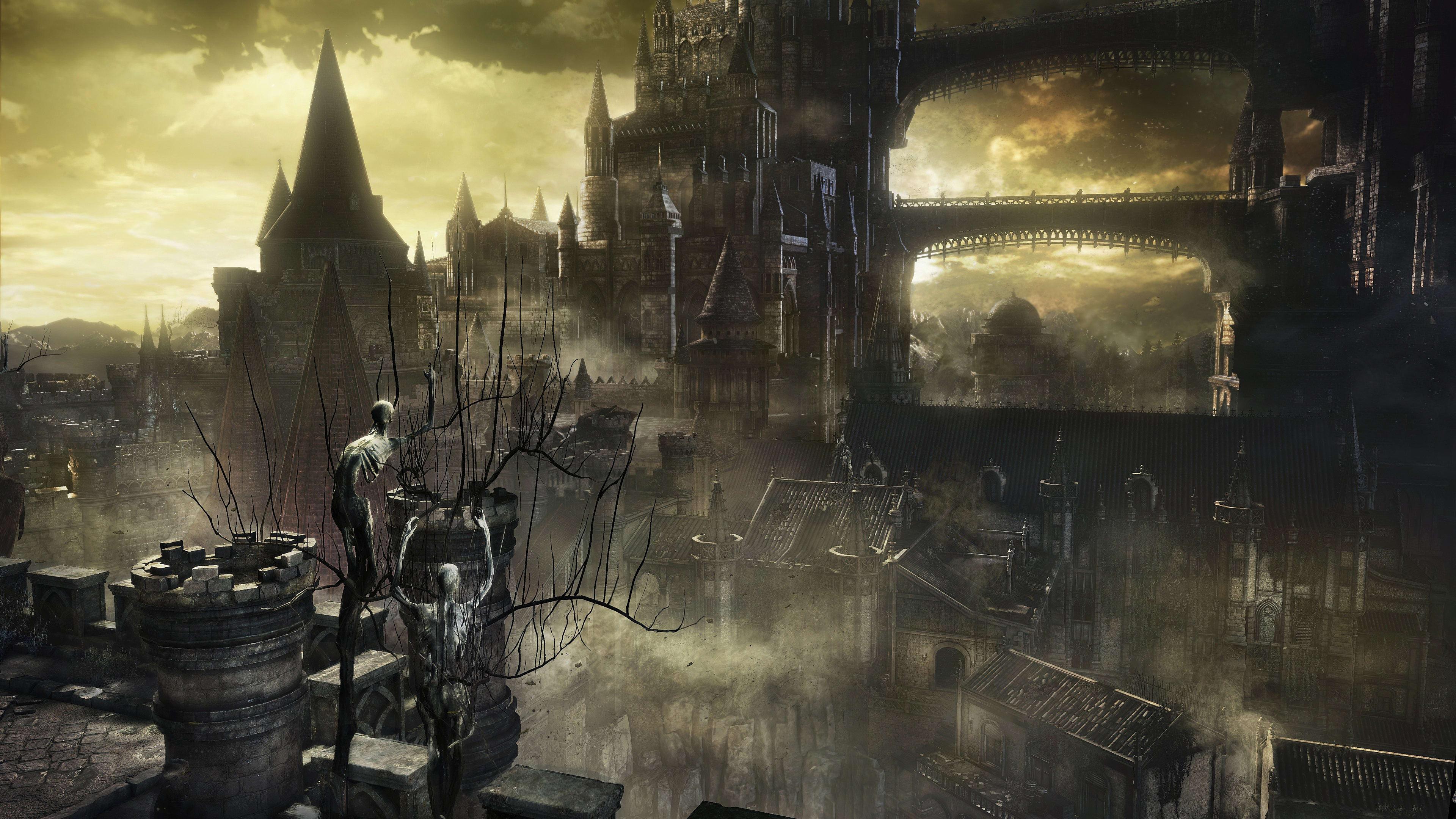 Screenshots Of Dark Souls 3 Straight From Gamescom