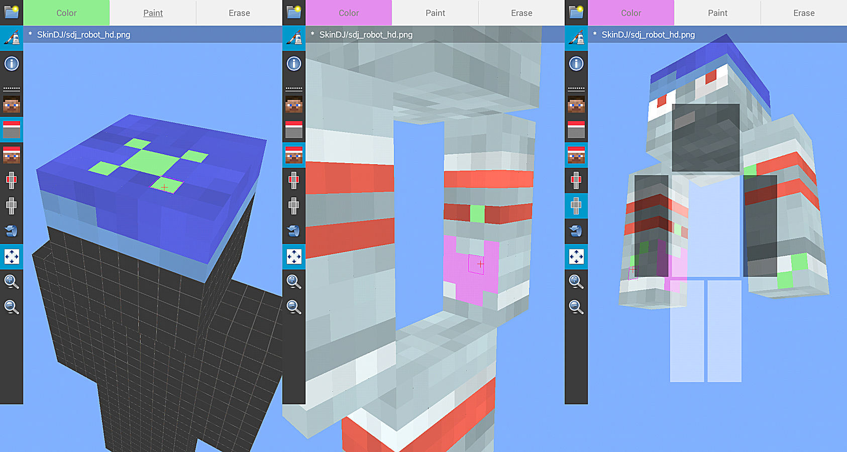 The Best Minecraft Skin Creators - Skins para minecraft pe windows phone