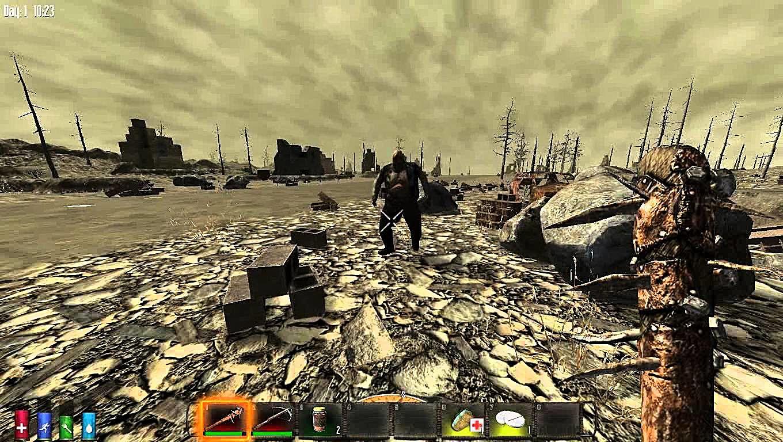 7 Days To Die Navezgane Map Xbox One - pexels
