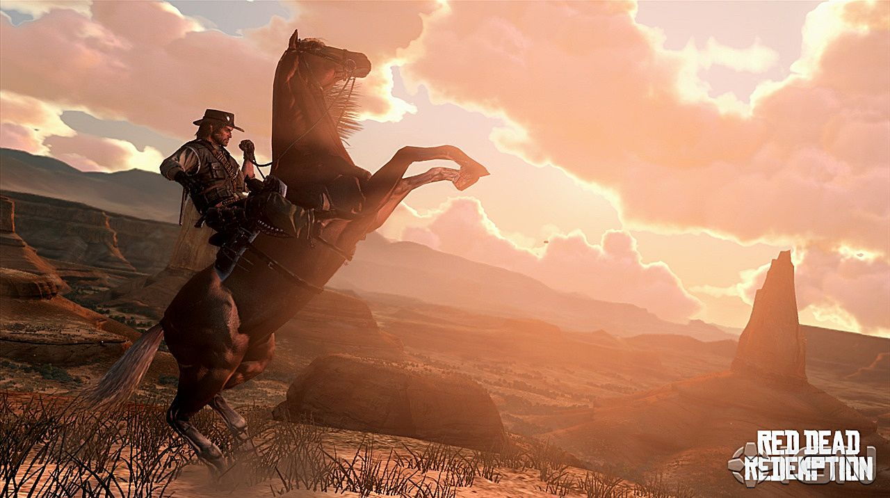 Red Dead Redemption Backwards Compatible For Xbox One Red Dead