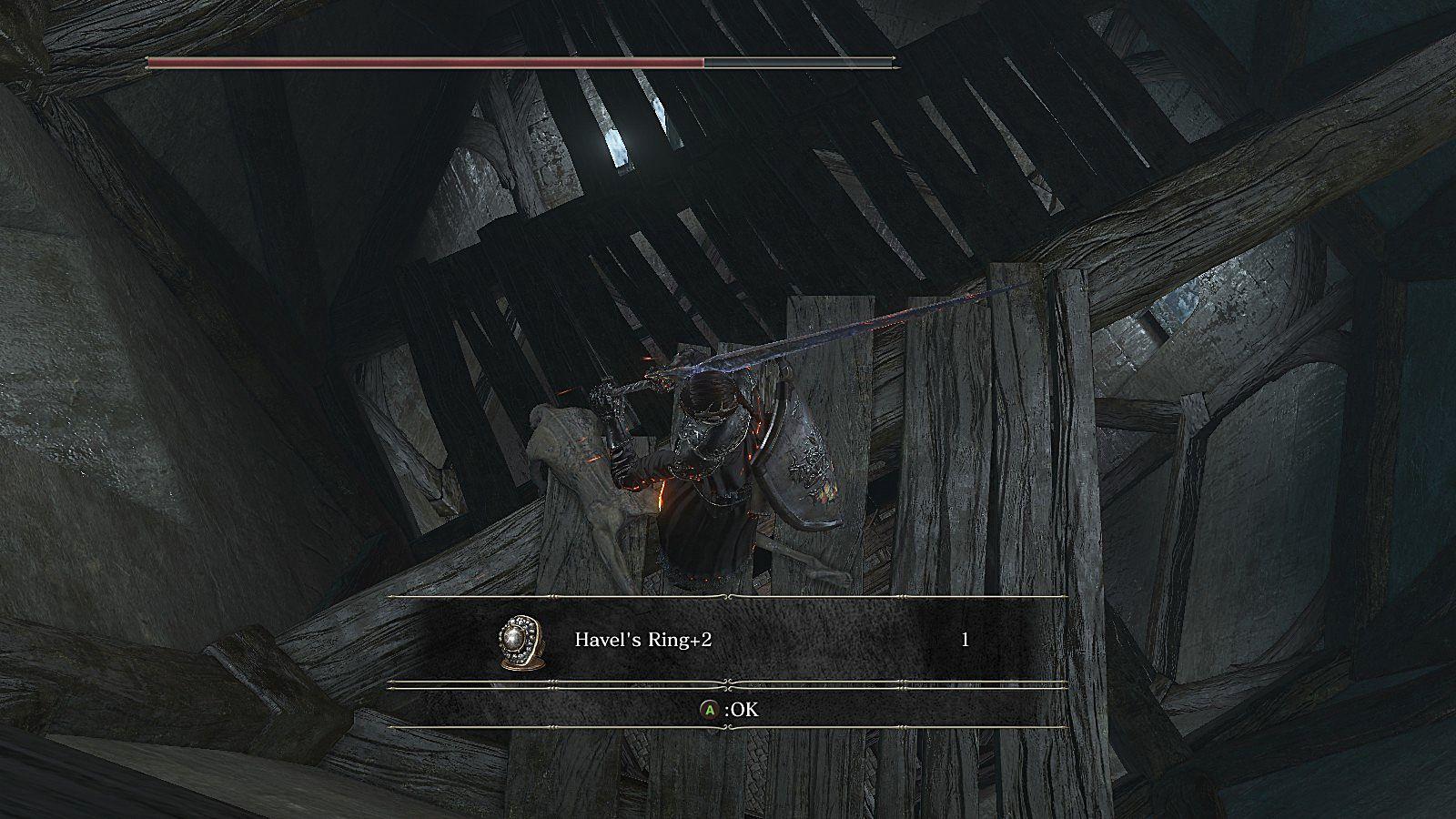 Dark Souls  Covetous Silver Serpent Ring Plus