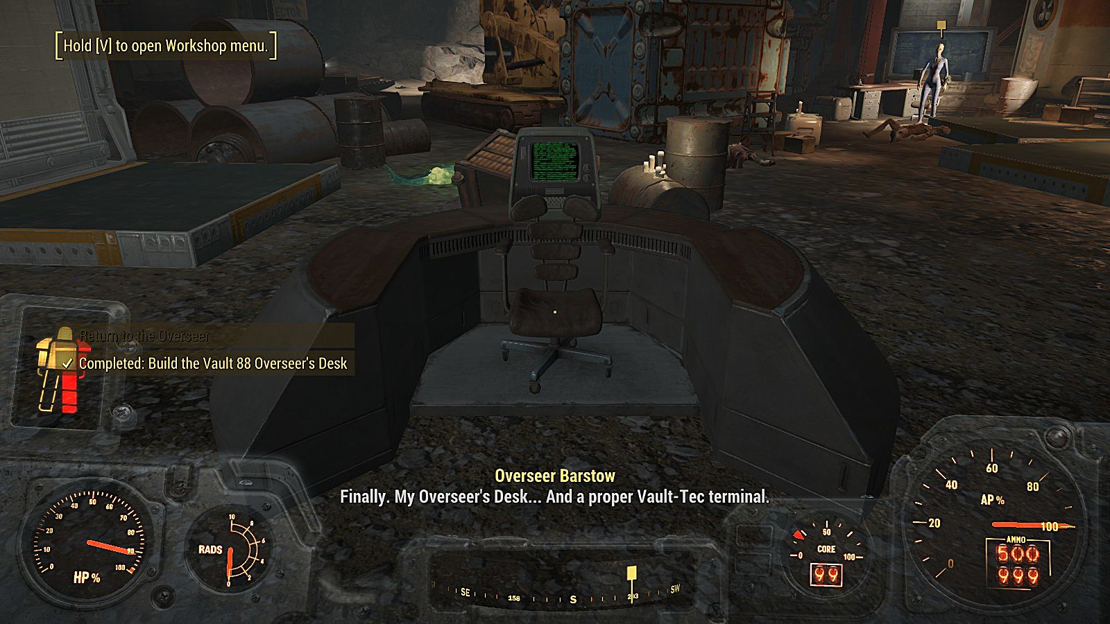 fallout 4 vault 88 quest