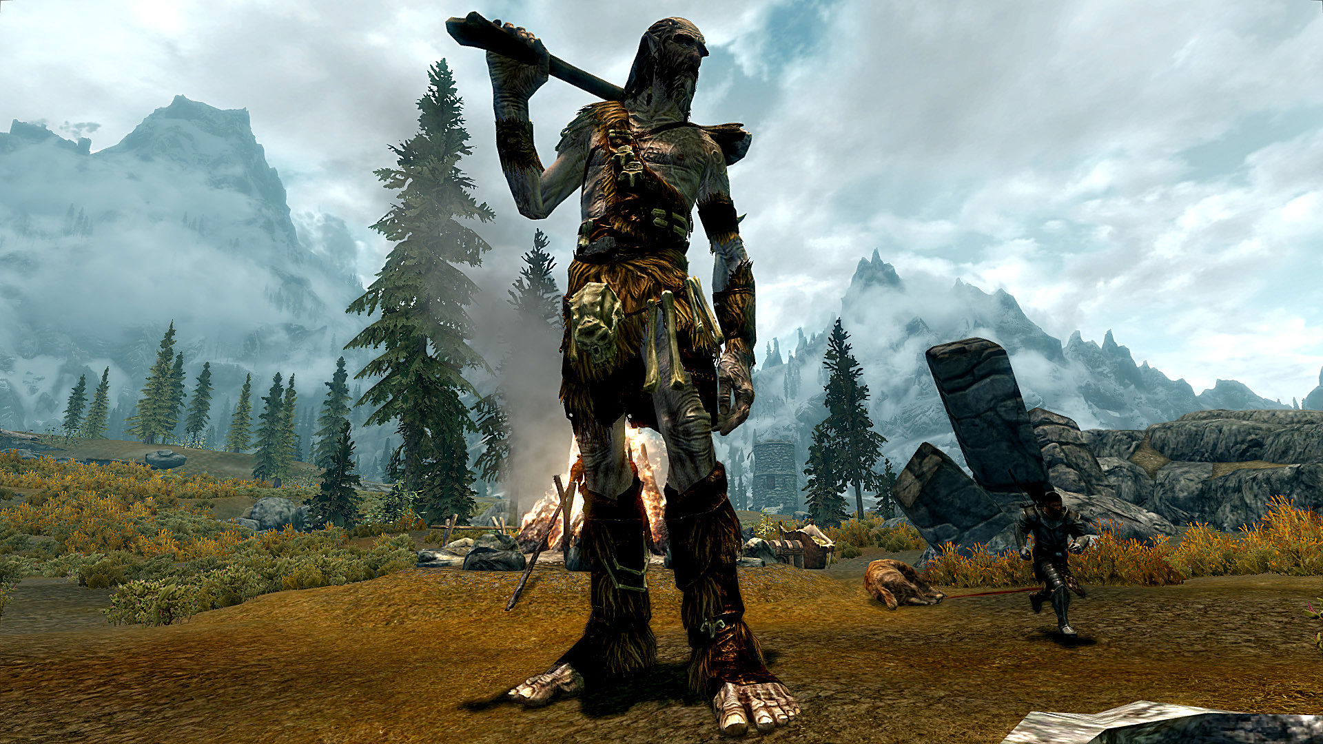 The 10 Best Skyrim Overhaul Mods (Even for Skyrim Remastered
