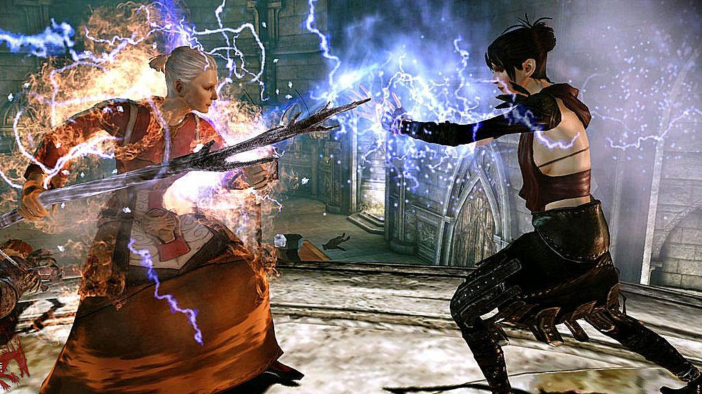 Dragon Age: Origins Versus Dragon Age: Inquisition