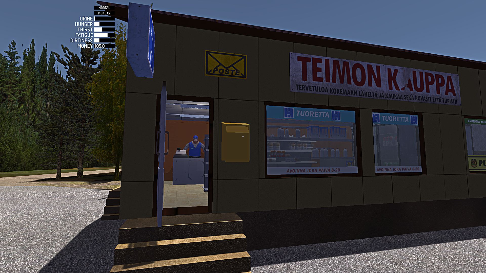 My Summer Car Guide The Most Fun Way to Find The Shop