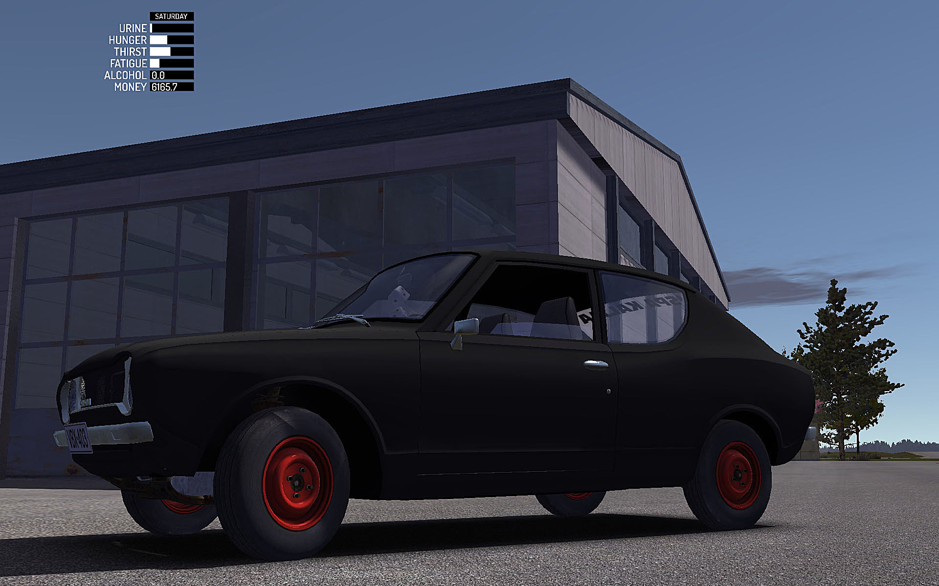 Where Does Drive Gear Go In My Summer Car
