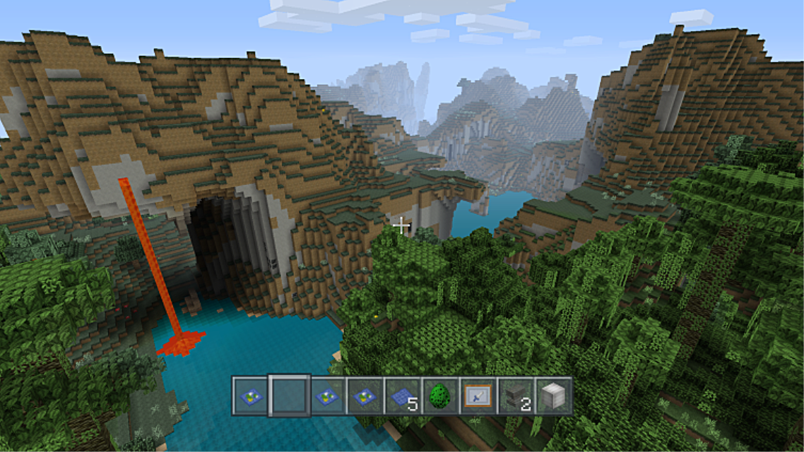10 Awesome Minecraft Seeds for Xbox One | Minecraft