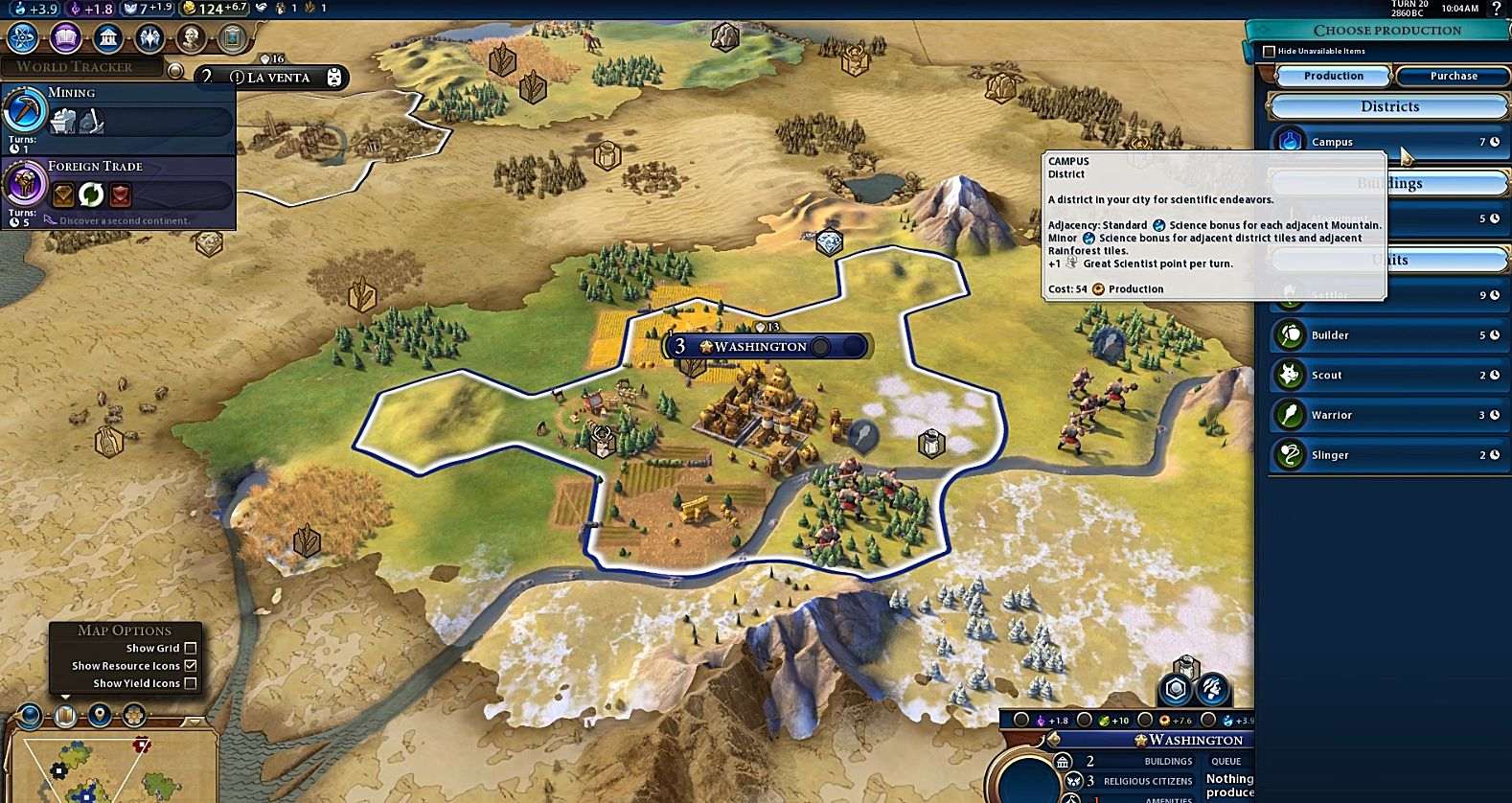 Civilization 6: Guide To Winning With America | Civilization VI