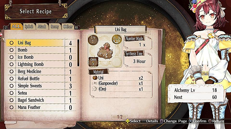 atelier sophie the alchemist of the mysterious book review atelier sophie the alchemist of the mysterious book review