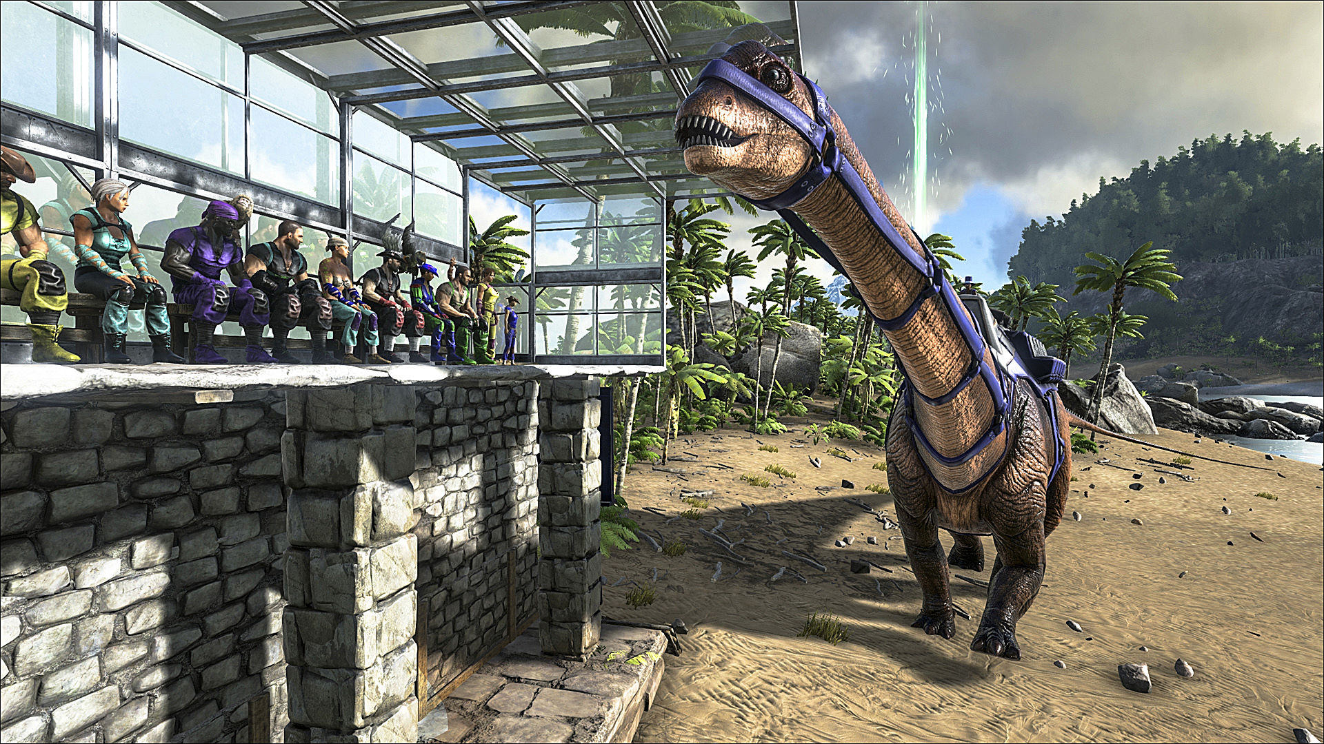 Ark Celebrates One Year Birthday With In Game Event And