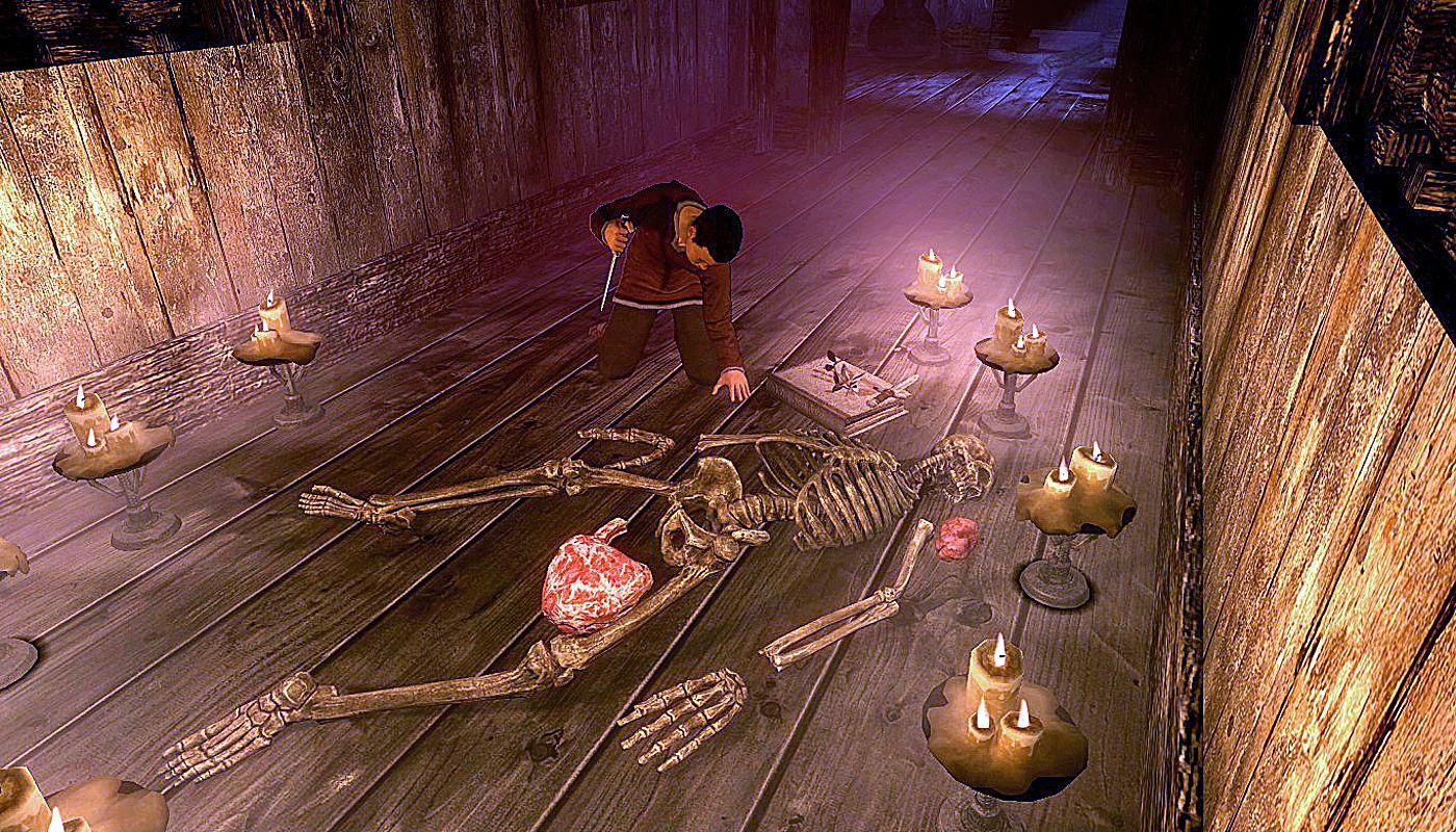 The 5 Darkest Quests in Skyrim Special Edition | The Elder