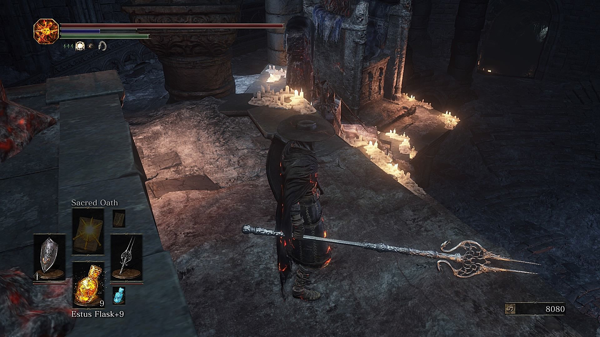 Dark Souls III Faith Weapons to Get the Most Out of Your Cleric or