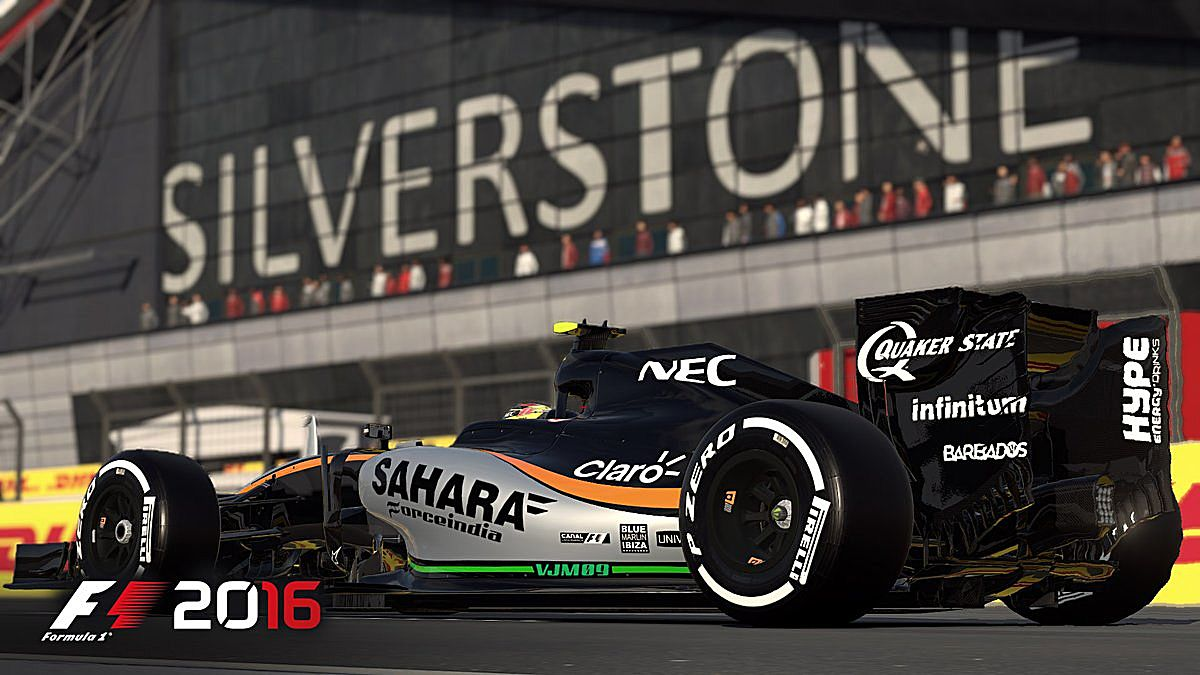f1 2016 review codemasters this is more like it xbox one f1 2016. Black Bedroom Furniture Sets. Home Design Ideas