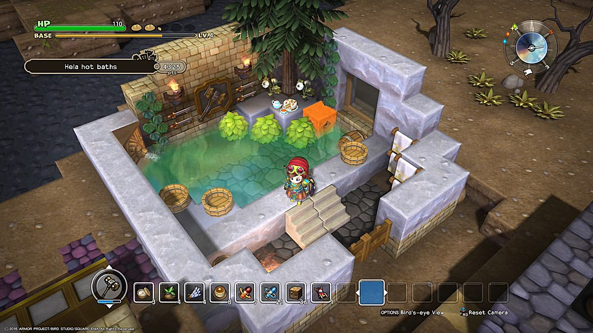 Dragon quest builders guide ultimate challenges for Finding a builder