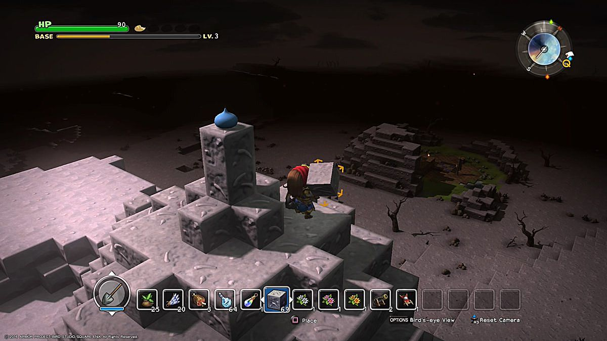 Dragon Quest Builders Guide - Ultimate Challenges