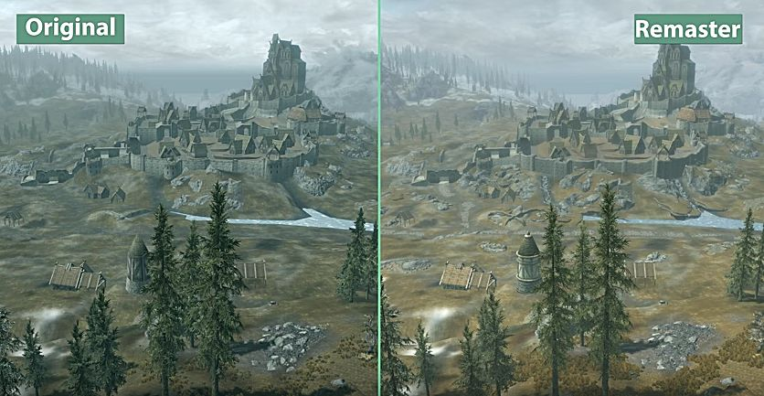 how to get skyrim remastered if you have the original