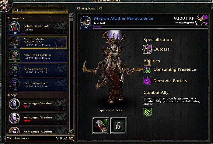 World Of Warcraft Legion Guide Demon Hunter Campaign