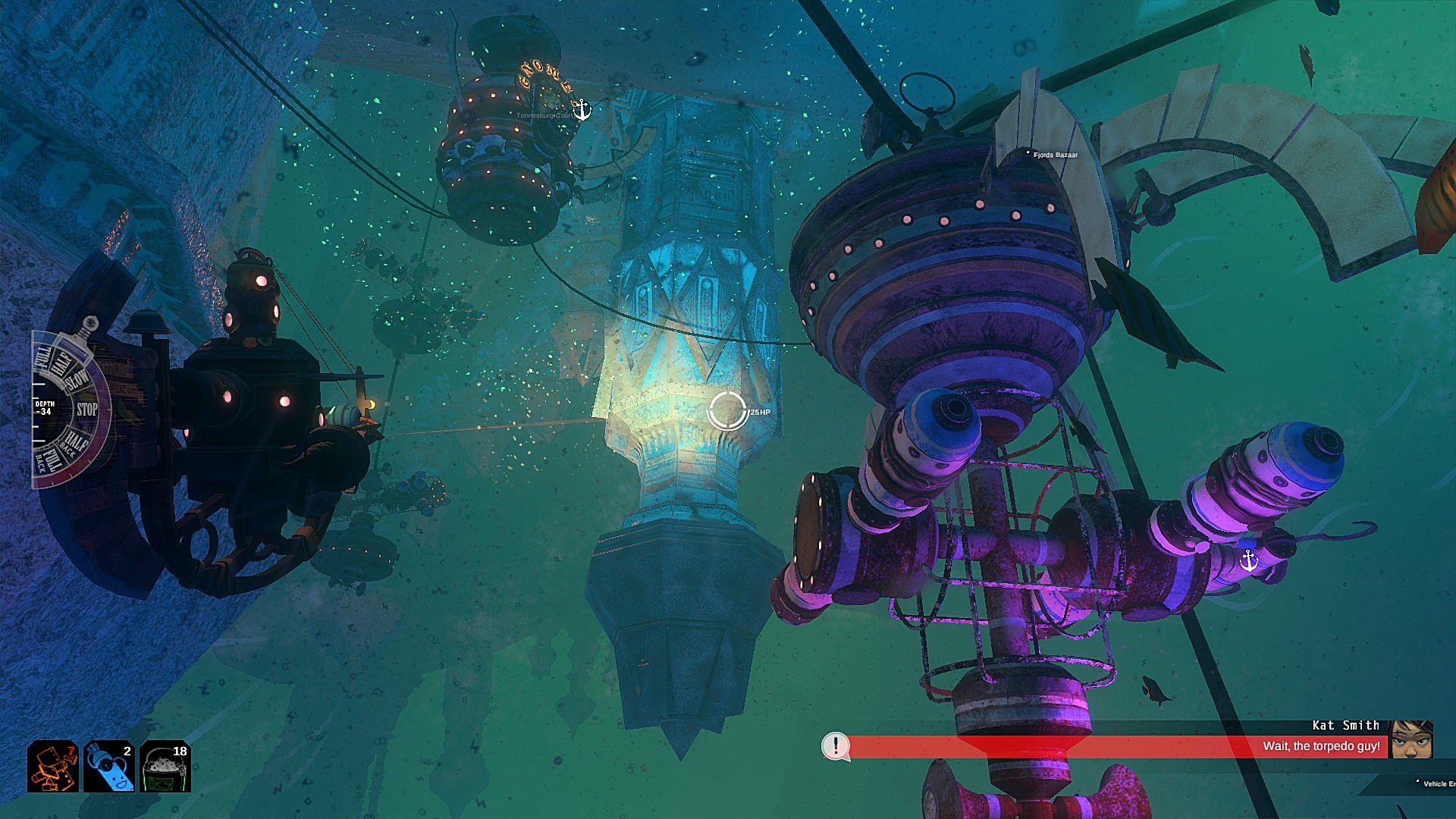 Deep Sea Game