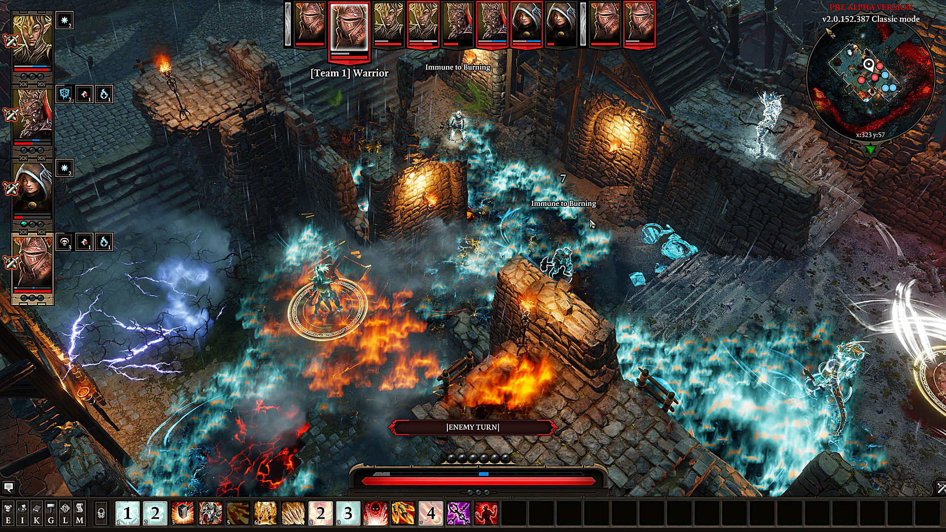 Sin All Over Again in Early Access Soon - Might Divinity