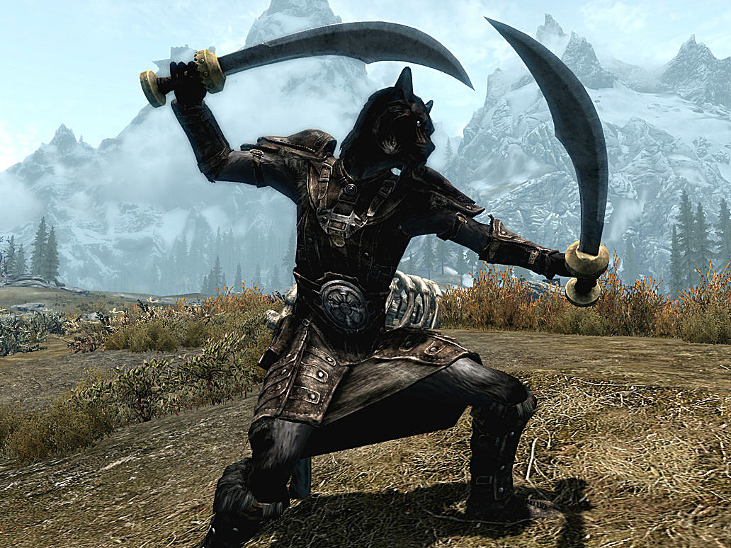 5 Great Warrior Builds to try in Skyrim Special Edition
