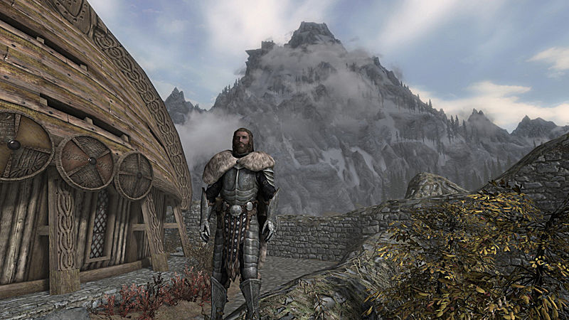 Dressed to Impress: Unconventional Skyrim Remastered