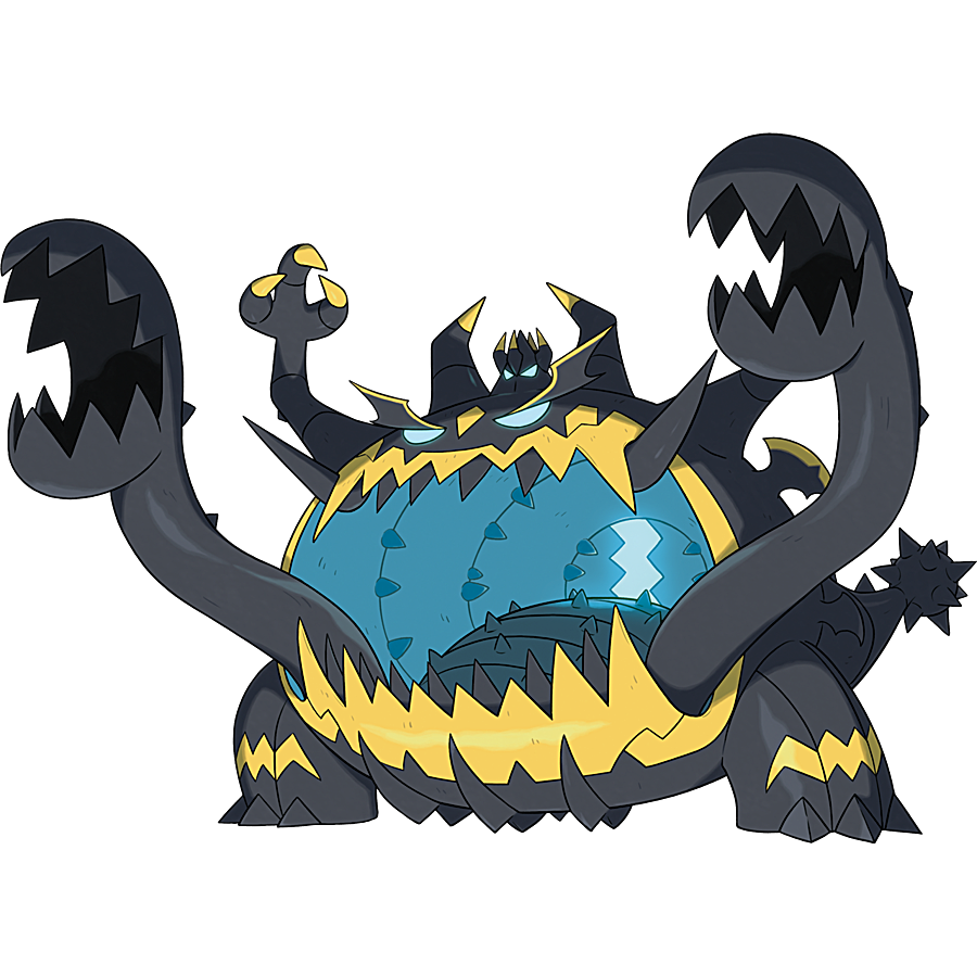 ranking ultra beasts in pokemon sun and moon from worst to best