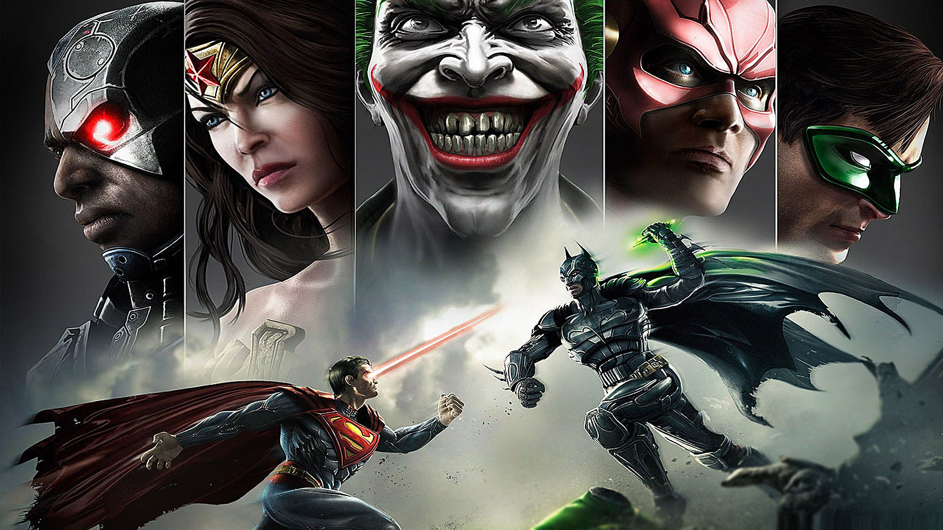 Heroes Assemble -- Injustice 2 CONFIRMED! | Injustice ...