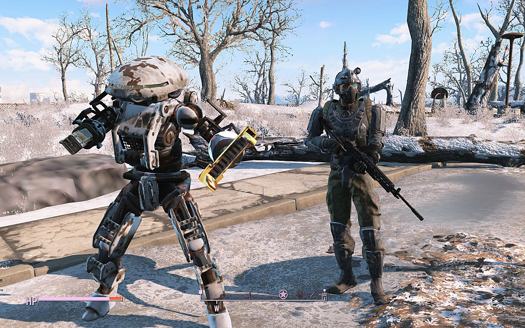 Trash Compactor 12 Most Ridiculous Robots In Fallout 4 S Automatron Dlc