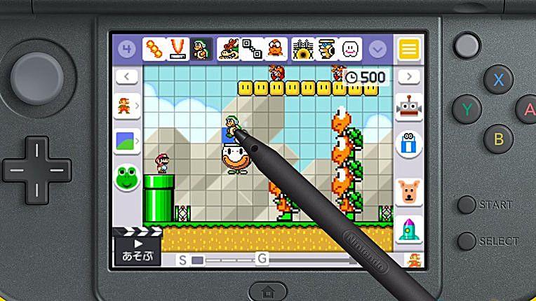 Wii U Super Mario Maker Level Creators Should Be Hyped For
