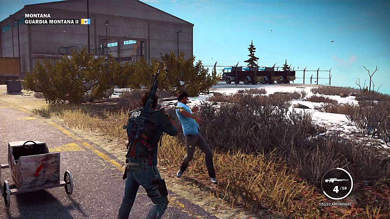 Just Cause 3 Review A Box Of Broken Toys Just Cause 3