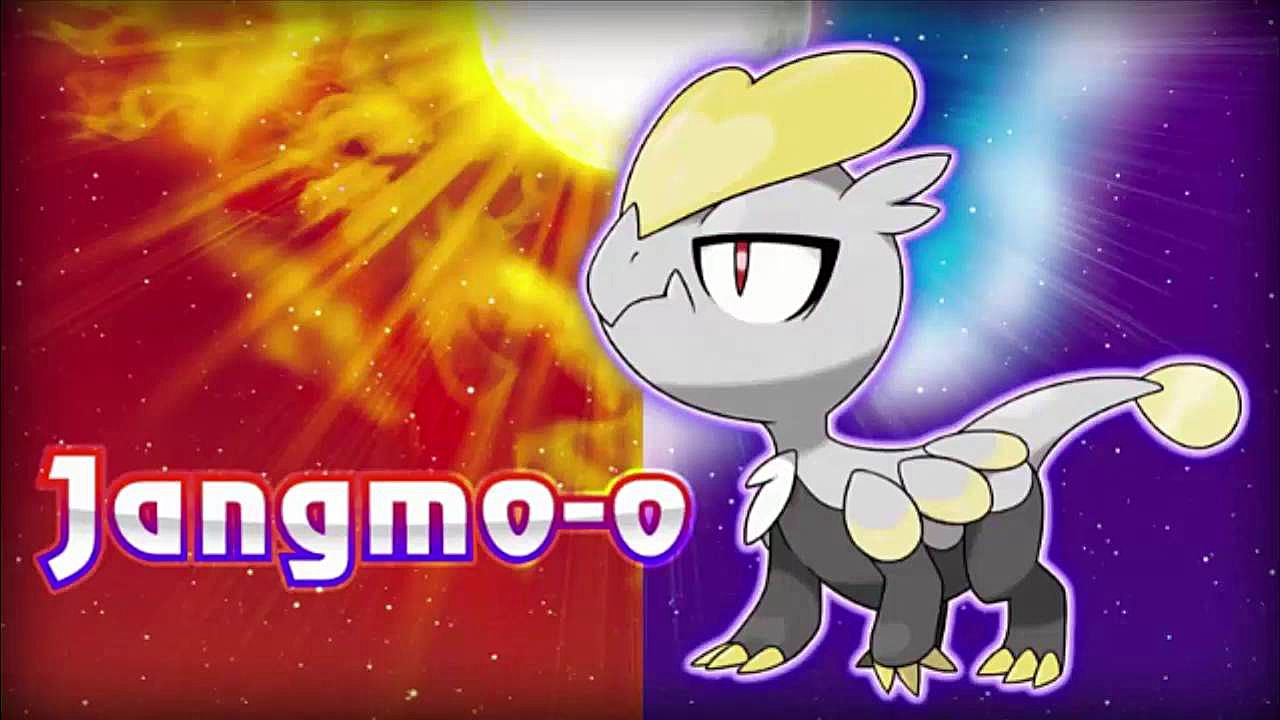 Pokemon Sun And Moon Guide How To Find And Catch Kommo O Pokemon Sun And Moon