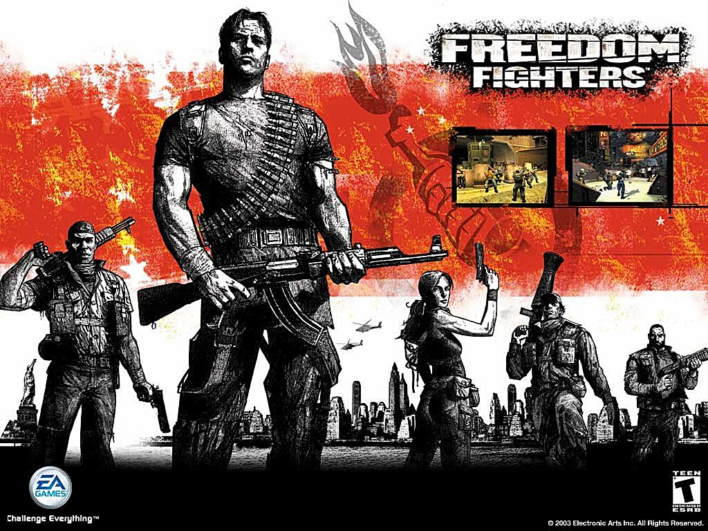 5 Games That Put Players In The Role Of A Guerrilla Fighter
