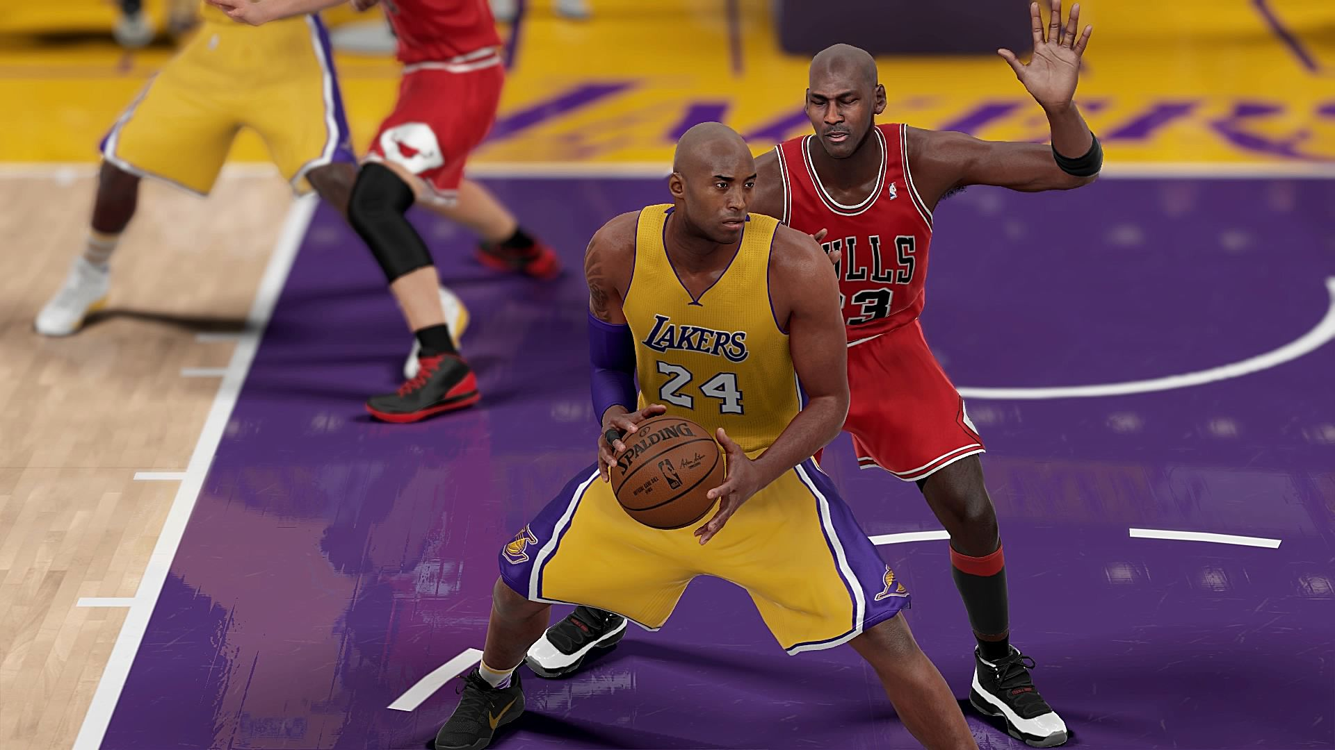 info for 5992d b8d95 NBA 2K17 Should Include A Kobe Challenge Mode