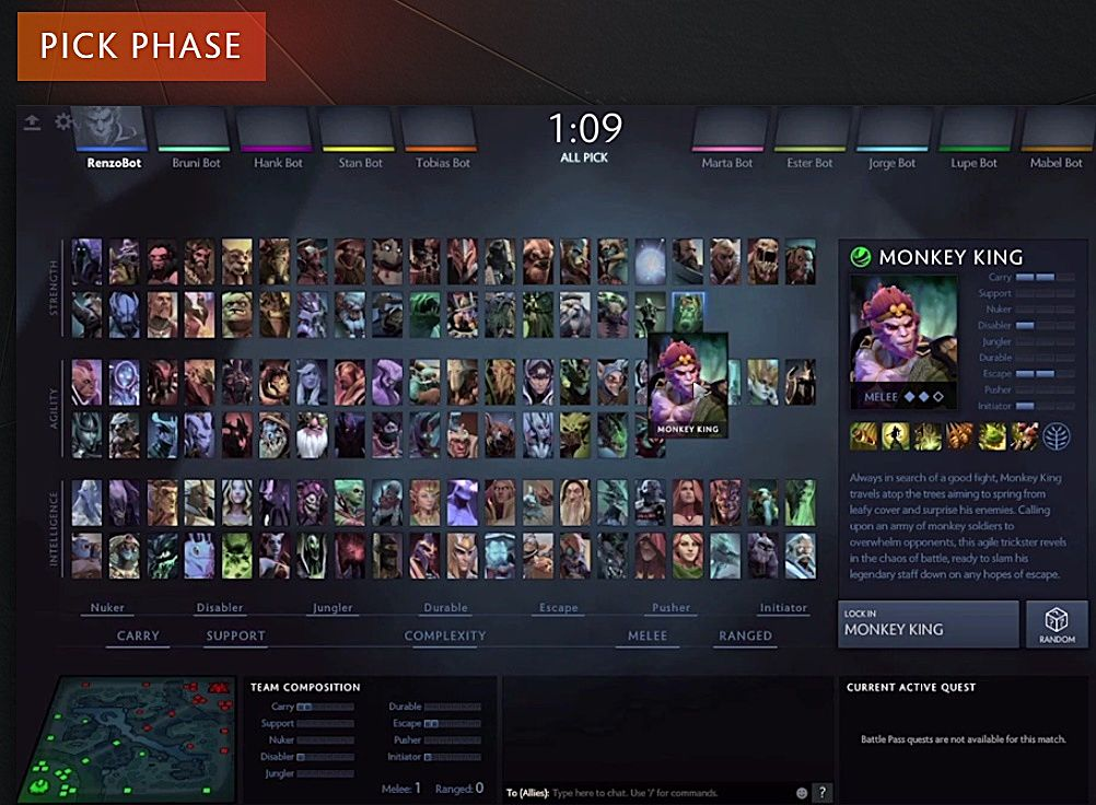 dota 2 just launched a massive update dota 2