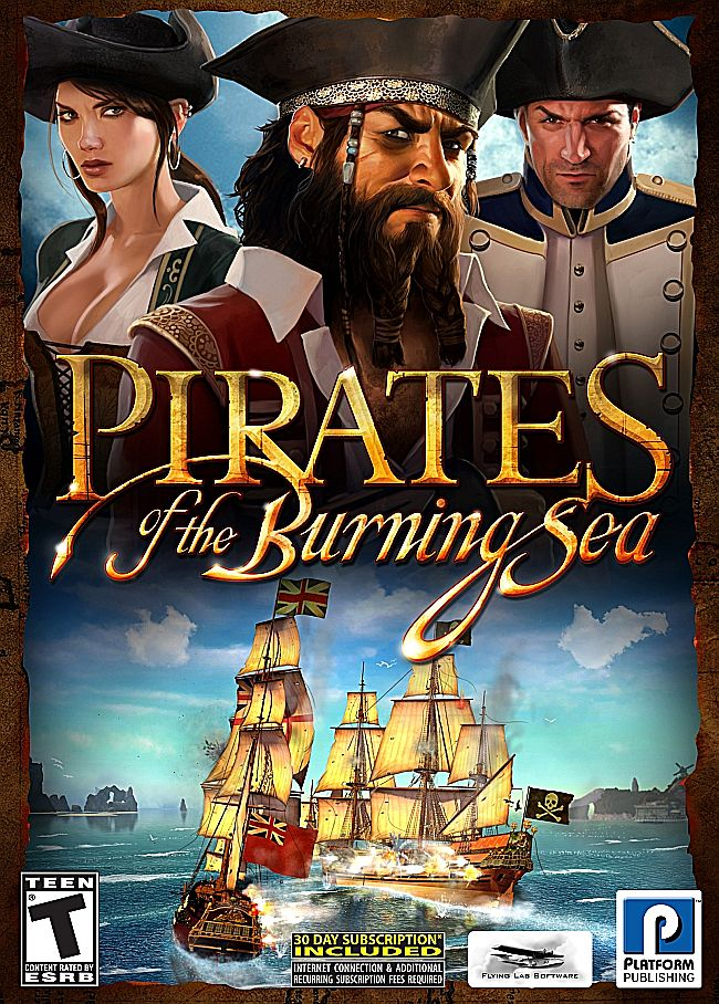 Play Burning Ocean Online