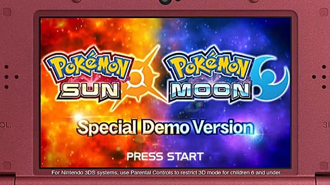 Pokemon Sun and Moon Pushes Old 3DS Models to Their Limits | Pokemon Sun and Moon