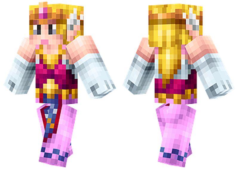 Minecraft Spielen Deutsch Skin Para Minecraft Pe Rey Bild - Skin para minecraft pe rey