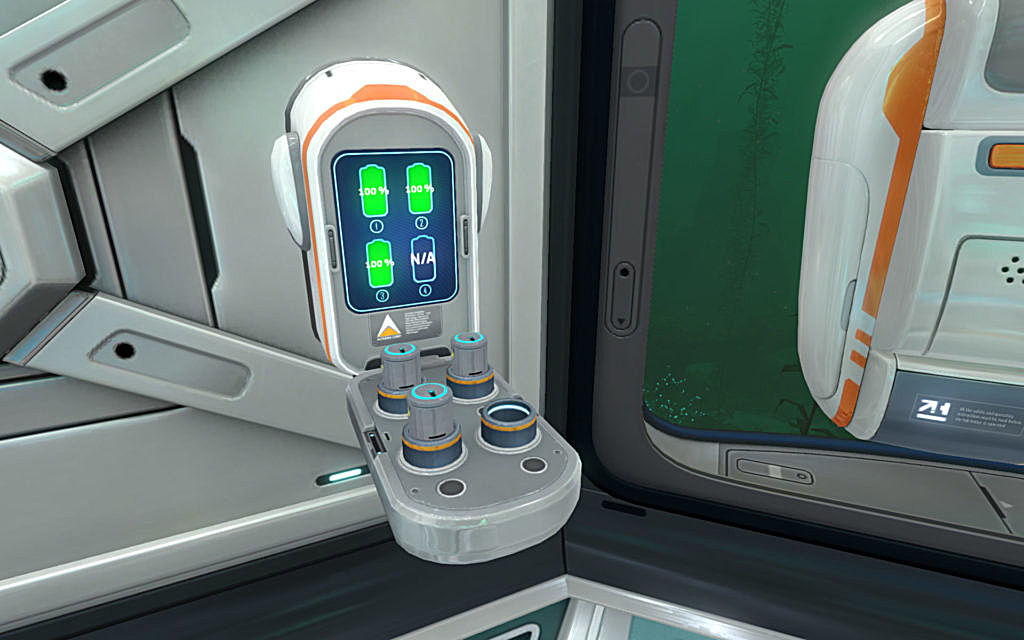 Subnautica Gets A Re Charge Subnautica