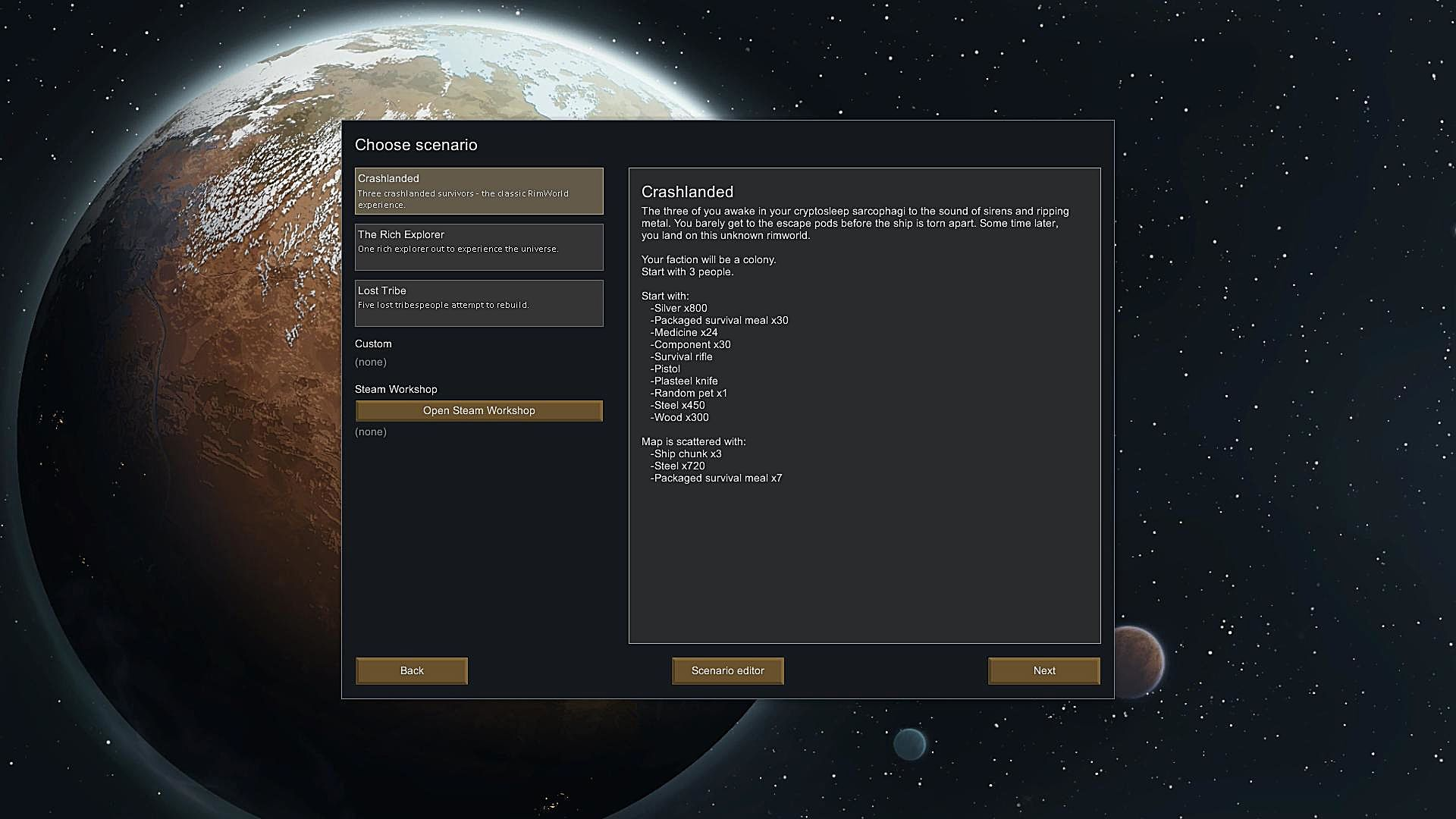 Rimworld preview a gem worthy of a royal crown rimworld choose your scenario gumiabroncs Gallery