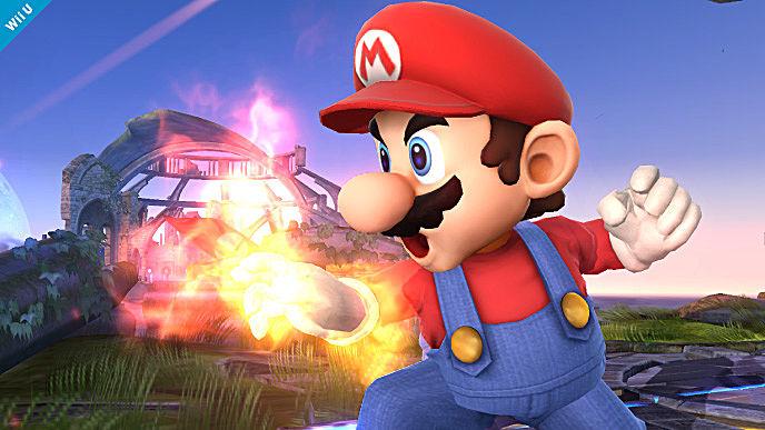 Super Smash Bros For Wii U Mario Guide