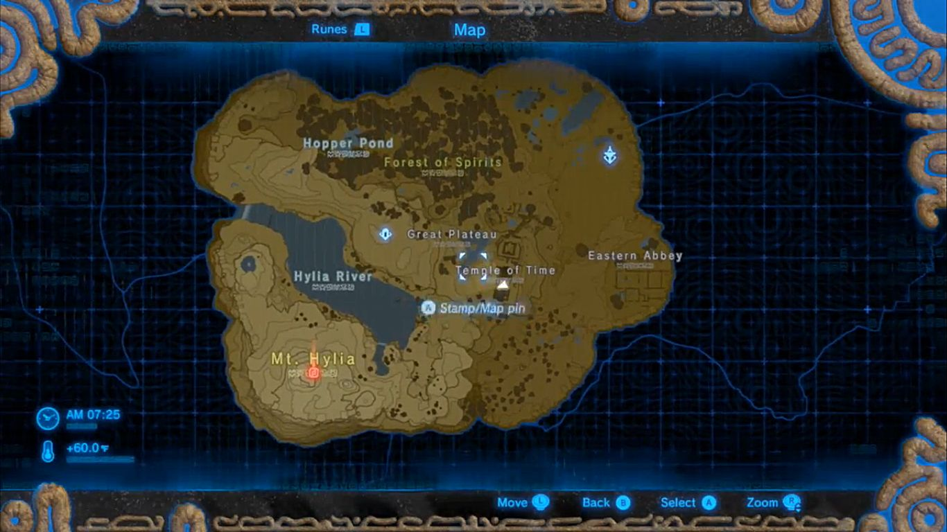The Legend Of Zelda Breath Of The Wild At E3 Coverage Continued