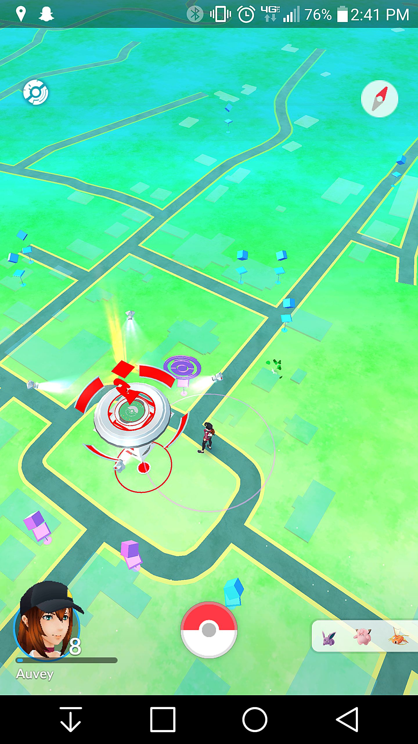How to Use Ingress to Hunt Pokemon in Pokemon Go