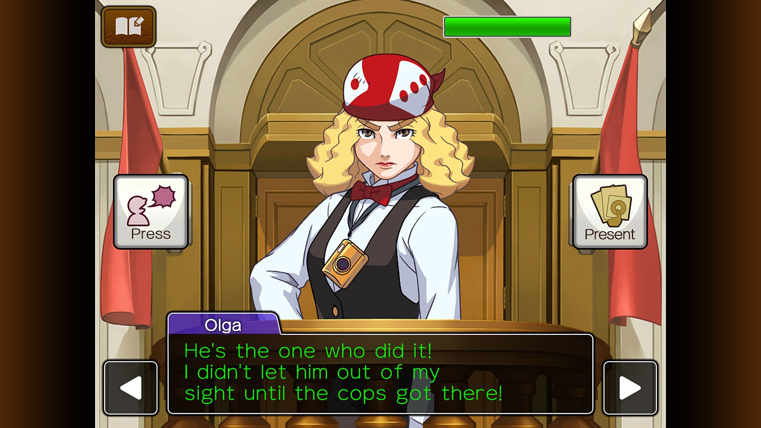 Resultado de imagen de Apollo Justice Ace Attorney