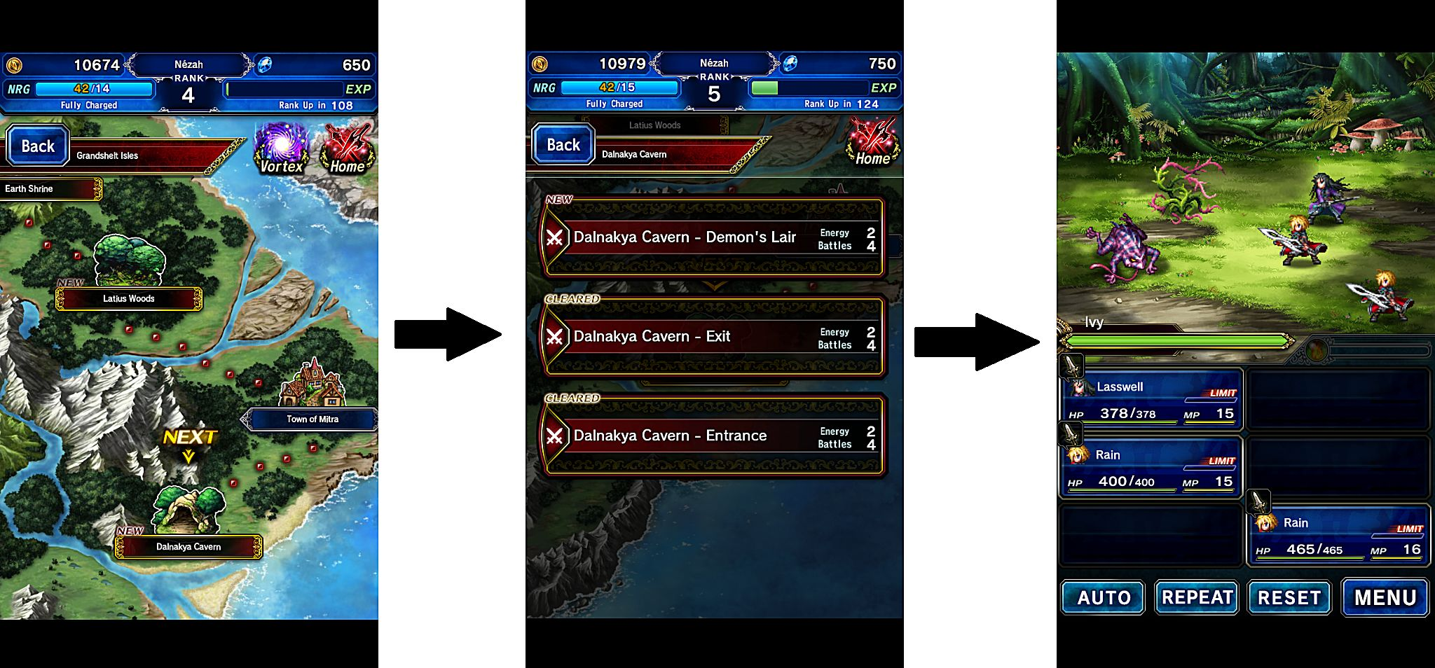 Final Fantasy Brave Exvius The Need To Know Basics For Beginners