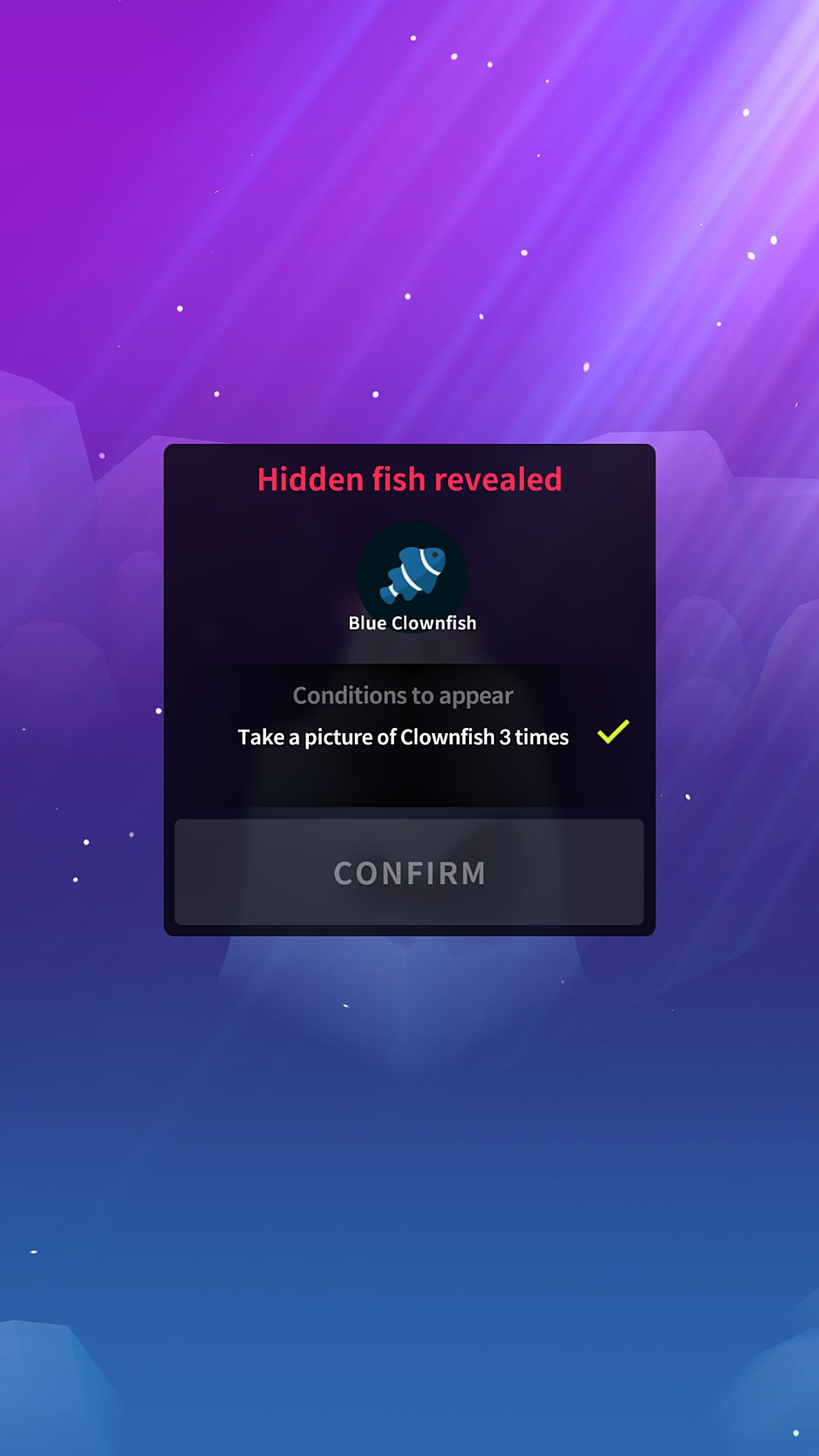 How to unlock every hidden fish in abyssrium abyssrium for Abyssrium hidden fish guide