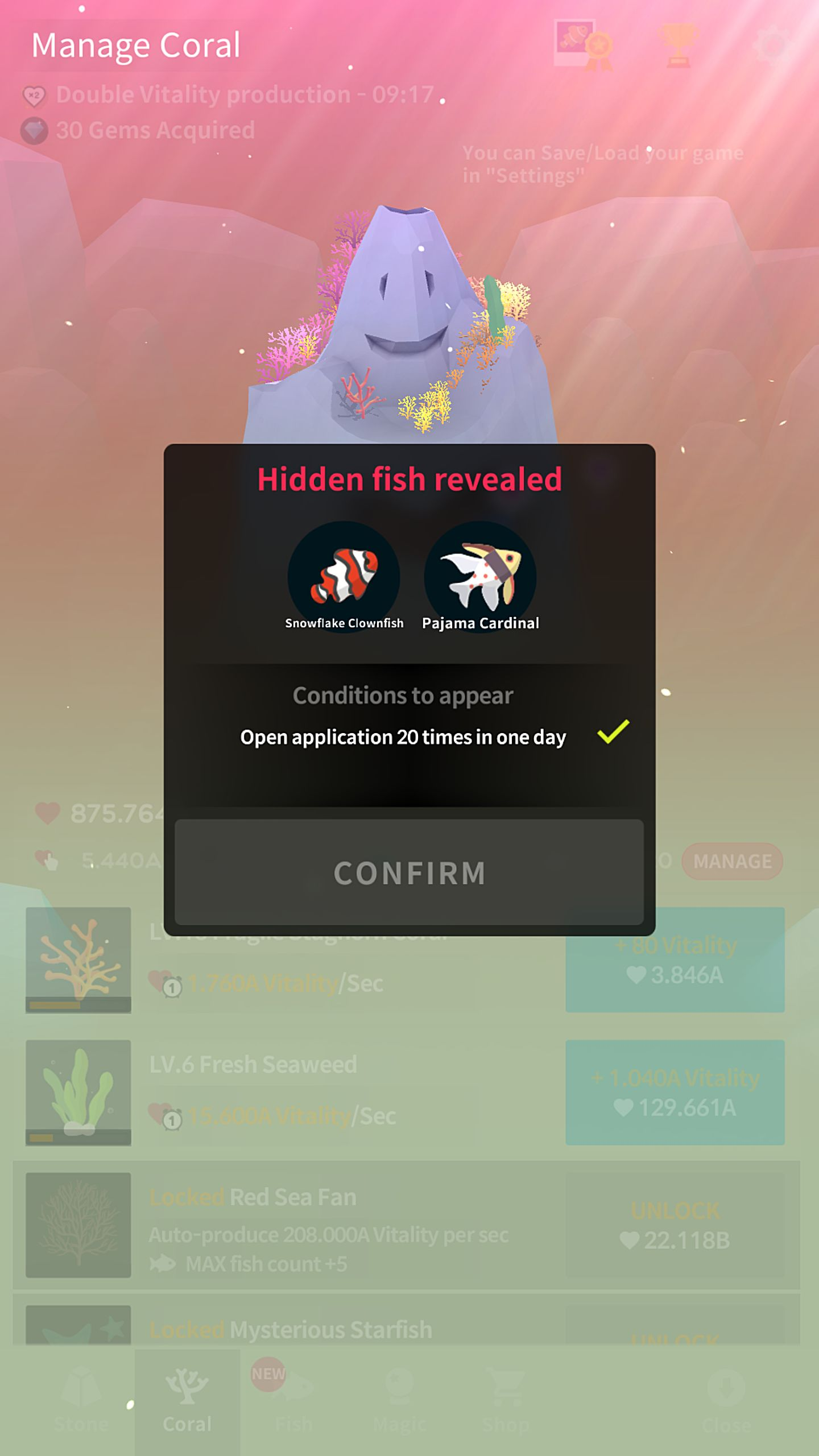 how to unlock every hidden fish in abyssrium abyssrium