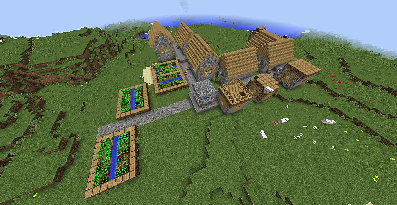 The Best Mining Seeds for Minecraft | Minecraft