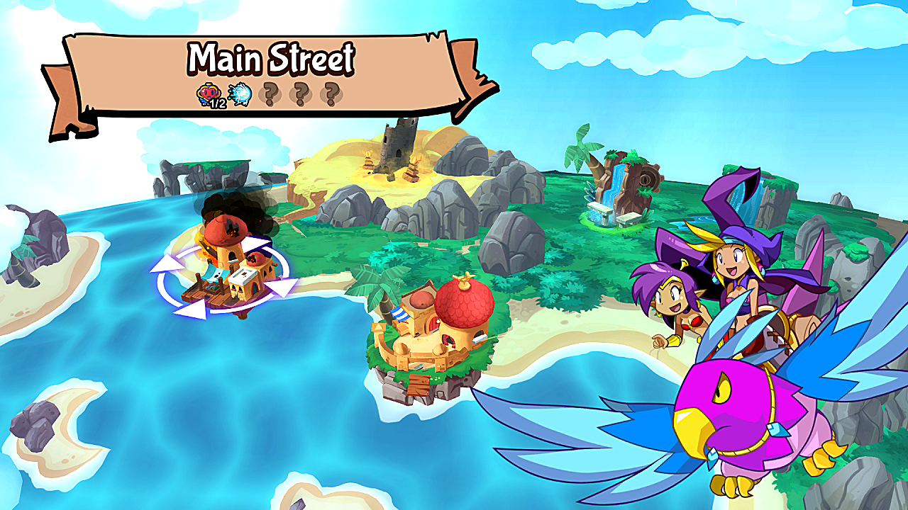 Shantae Half Genie Hero Review Another Strong Installment In A